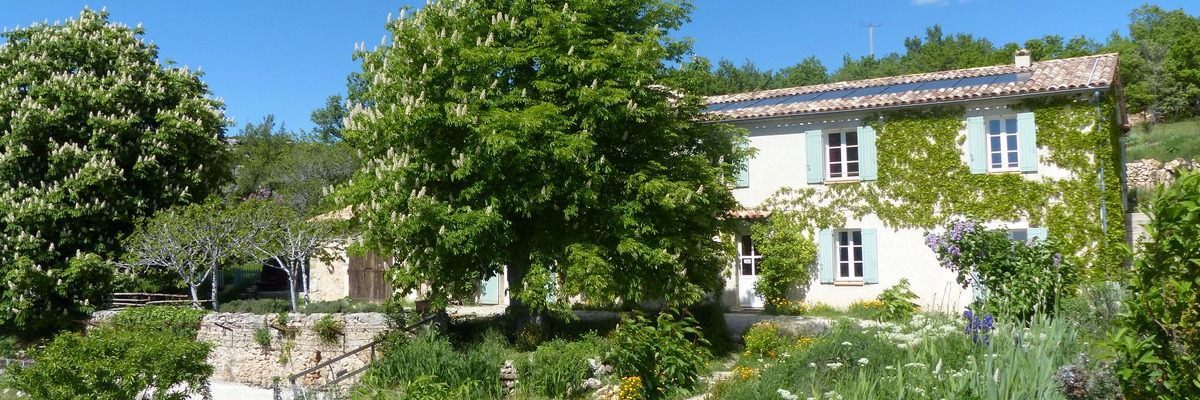 Bed And Breakfast In Moustiers Sainte Marie Provence France  Le