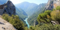 Tours in Provence at Moustiers and Gorges du Verdon