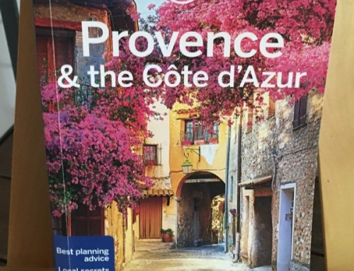 Recommended by Lonely Planet guide